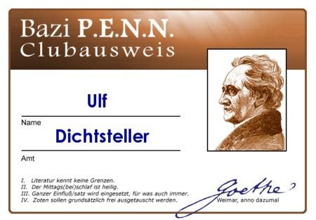 Ulfs Clubausweis