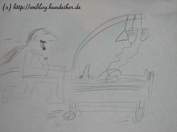 Ulf, der rasende Pfleger