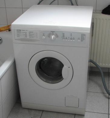 Ulfs neue Waschmaschine