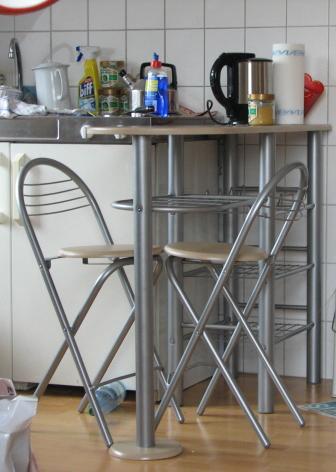 Ulfs neuer Küchentisch
