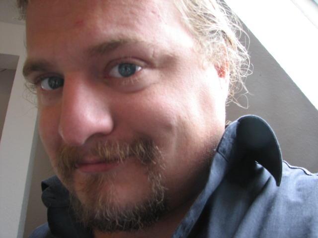 Ulf lächelt