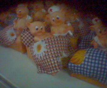 Klinikschwesternsex mit Schweinen