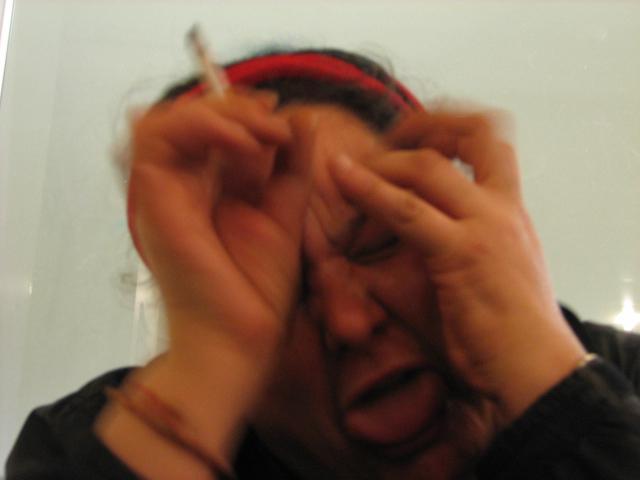 Björk die Geisteskranke