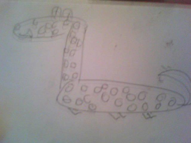 Krokoraffe 2