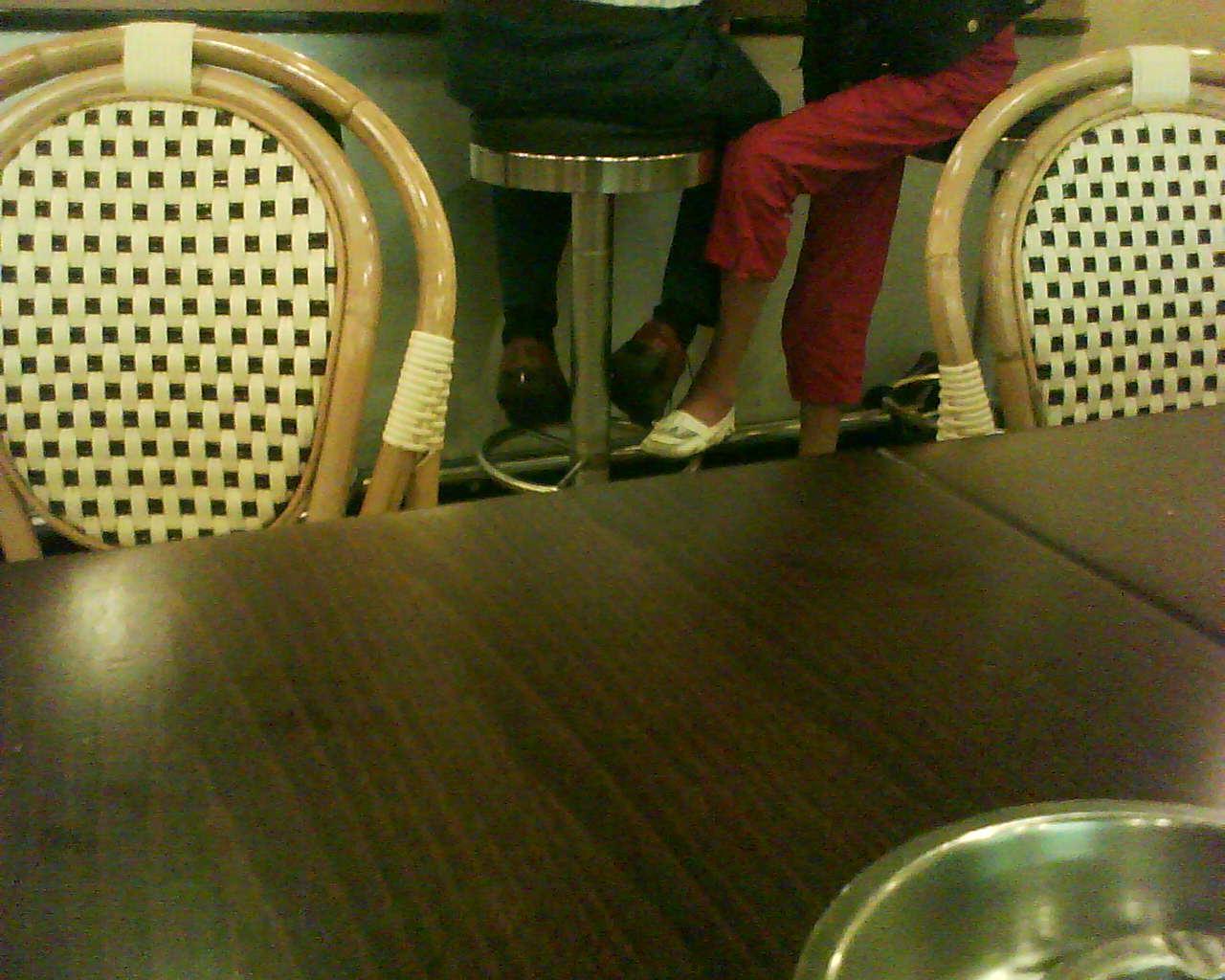 Häßliche Beine