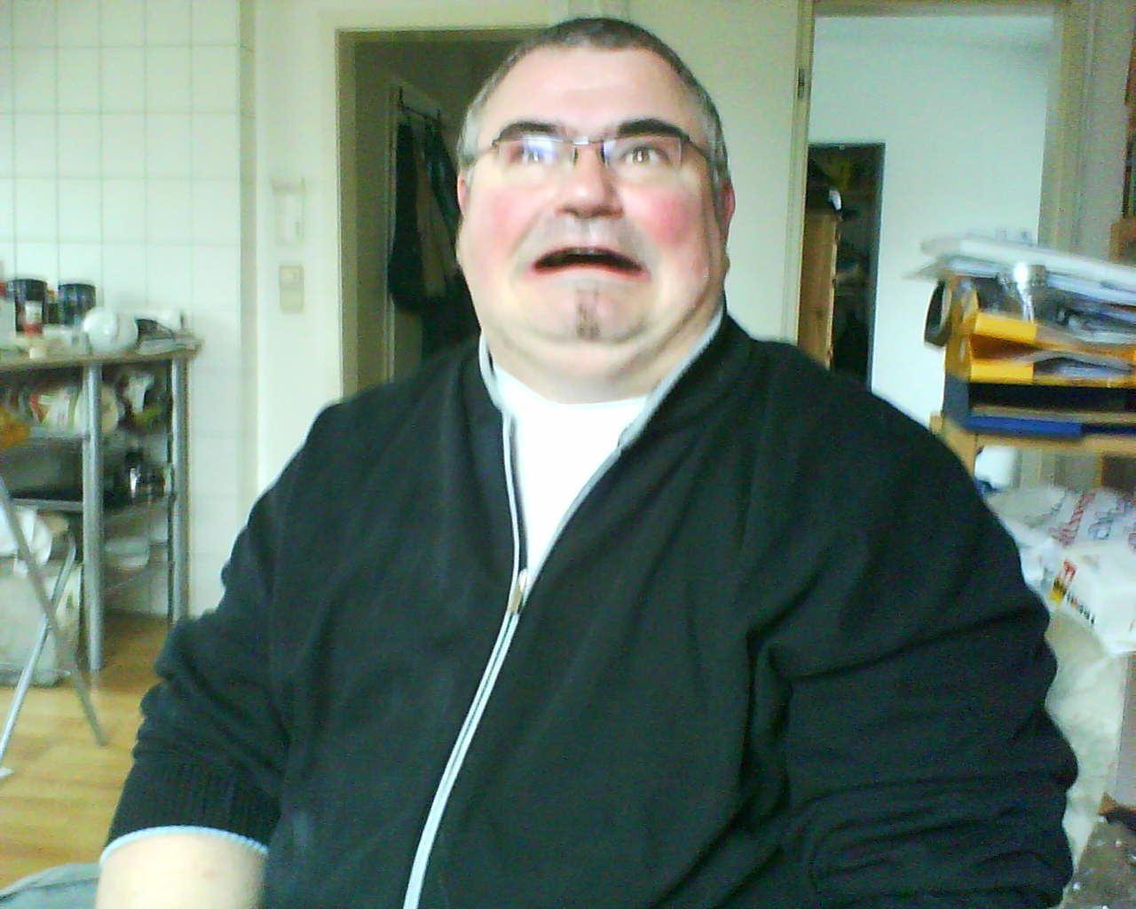 Olli Feiler, der Radwurstler