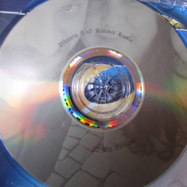 Installations-CD Ubuntu 9.10 Karmic Koala 32-Bit