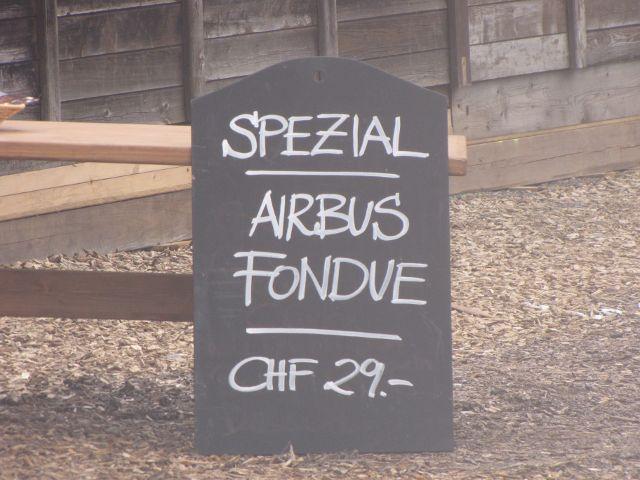 Airbus-Fundue.