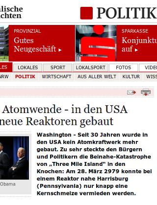 Ausschnitt der hellseherischen Mitteilung der Westfälischen Nachrichten.