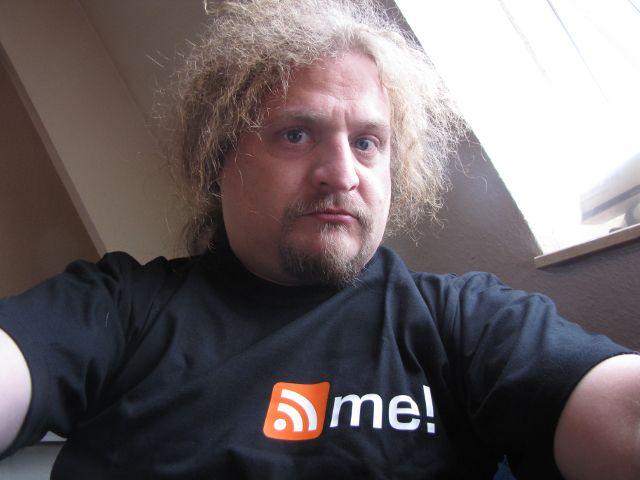 Sehr cooles Shirt für Blogger!