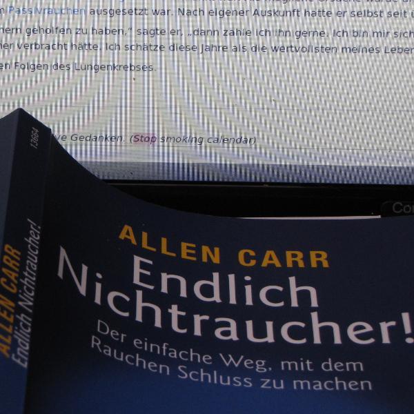 Das überflüssige Buch.