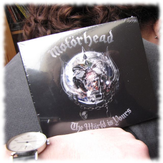 Motörhead: The Wörld ist Yours.
