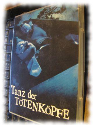 DVD-Hülle: Tanz der Totenköpfe