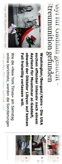 Screenshot Schlagzeile Westfälische Nachrichten