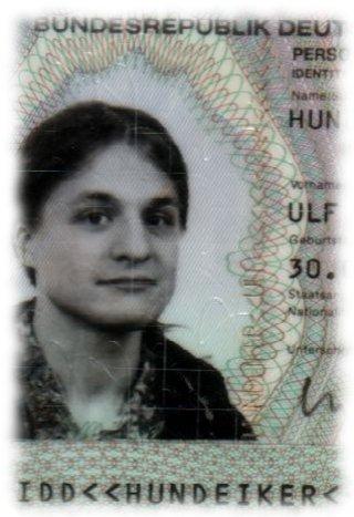 Ulf im Jahre 1993.