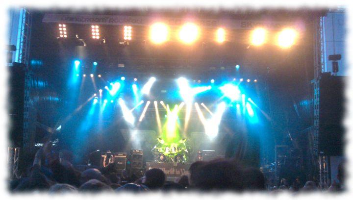 Motörhead auf dem Vainstream-Festival Münster 2011.