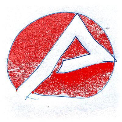 Mißratenes ARGE-Logo.