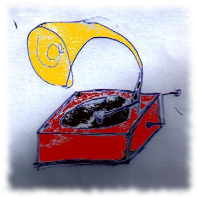 Grammophon.