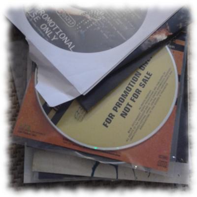 Promo-CDs.