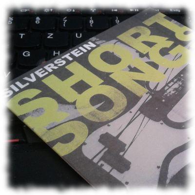 Cover von Silverstein-CD auf Notebook-Tastatur.