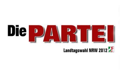 Logo der PARTEI.