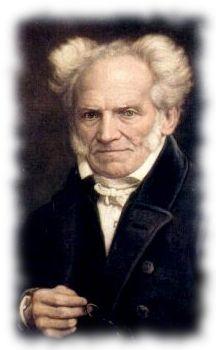 Arthur Schopenhauer.