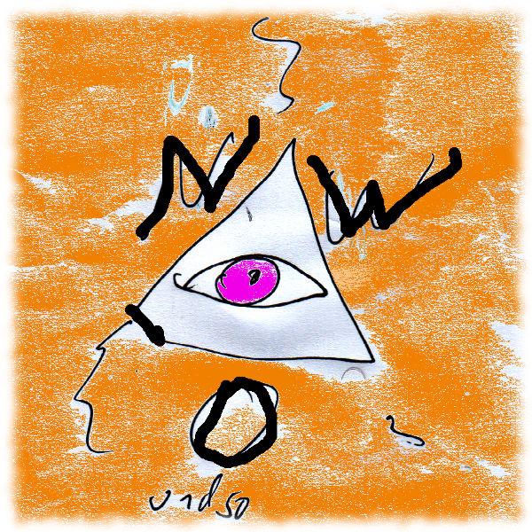 Das allsehende Auge oder wie das Ding heißt.