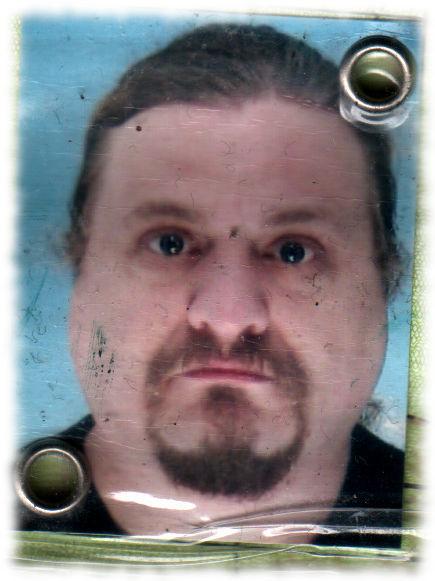 Photo von meinem Schwerbehindertenausweis.