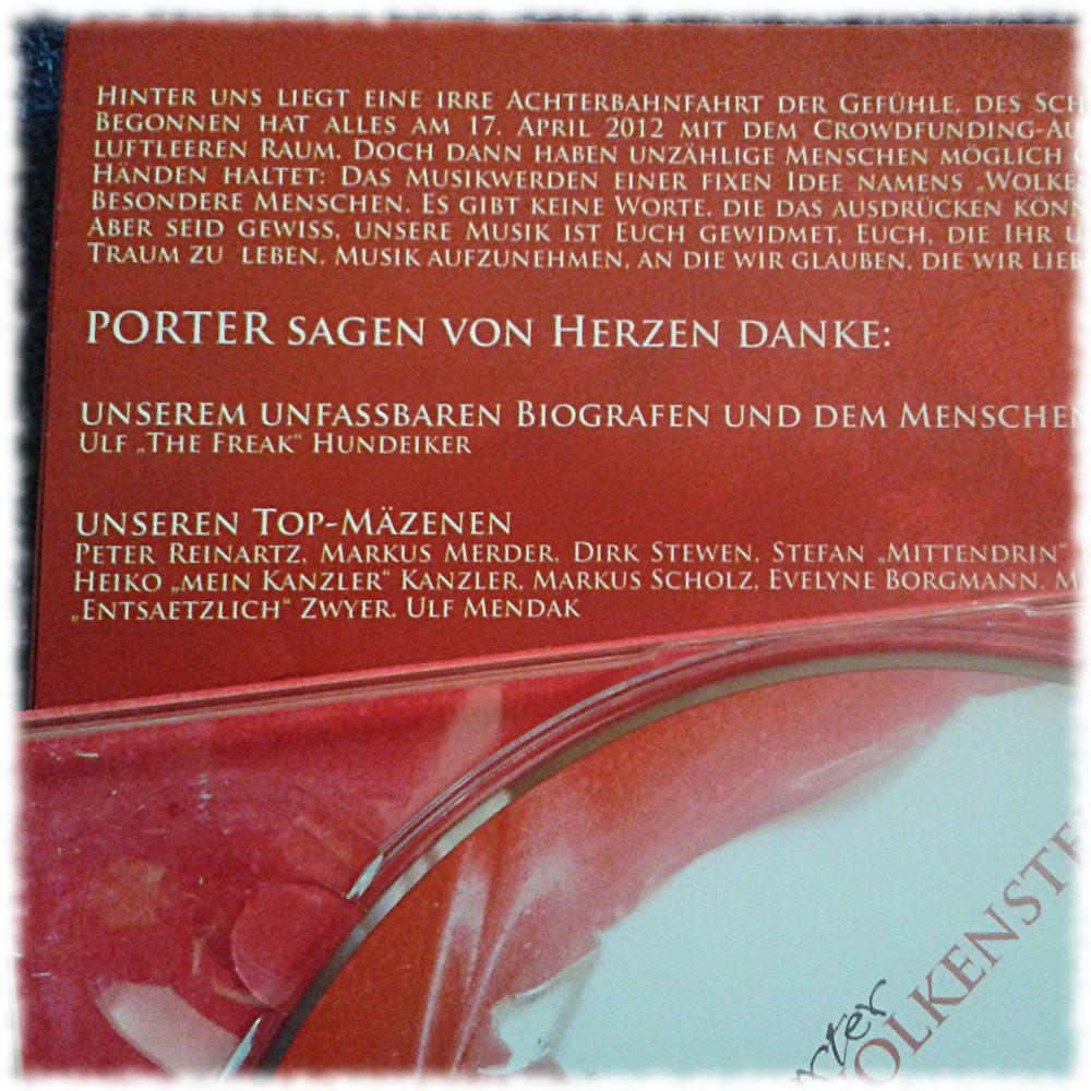 Wolkenstein-CD