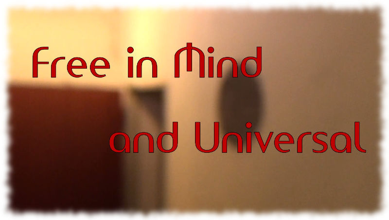 Titel Free in Mind and Universal