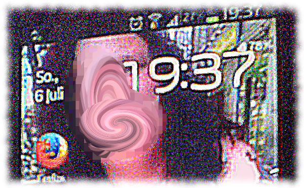 Symbolfoto Mobiltelefon.