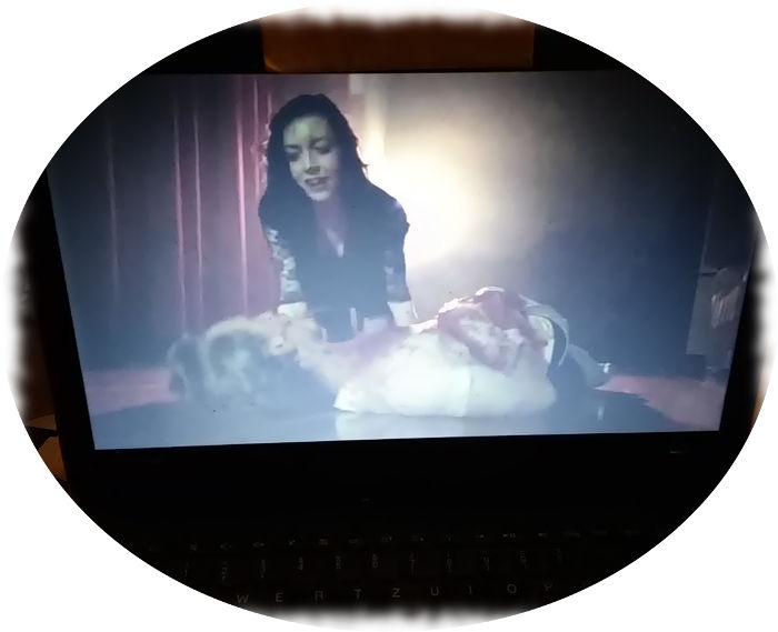Szene aus dem Film.
