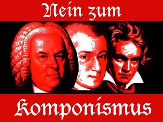 nein zum Komponismus