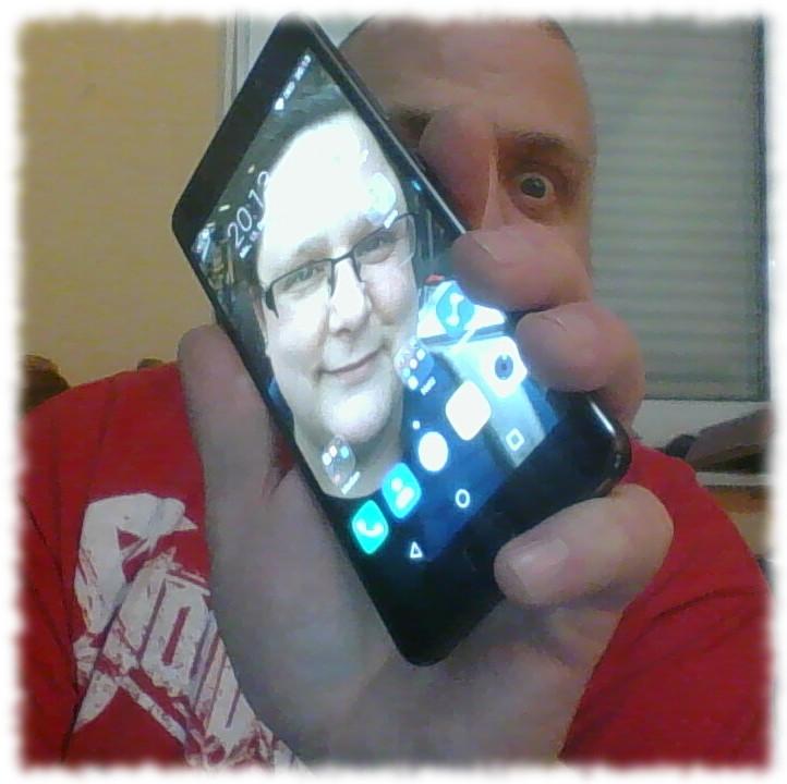 Mit neuem Smartphone