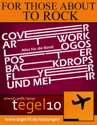 Tegel 10 Grafikdesign.